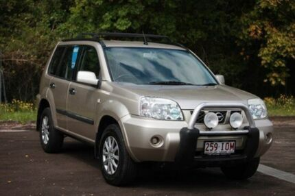 2005 Nissan X-Trail T30 II ST Bronze 4 Speed Automatic Wagon Nambour Maroochydore Area Preview