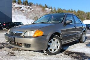 2000 Mazda Protege DX+ AS TRADED UNITS
