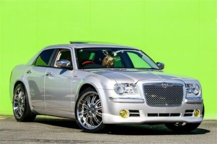 2008 Chrysler 300C MY2008 HEMI Silver 5 Speed Sports Automatic Sedan