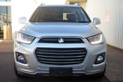 2015 Holden Captiva CG MY15 7 AWD LTZ Silver 6 Speed Sports Automatic Wagon Port Adelaide Port Adelaide Area Preview