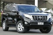 2014 Toyota Landcruiser Prado KDJ150R MY14 GXL Ebony 5 Speed Sports Automatic Wagon Christies Beach Morphett Vale Area Preview