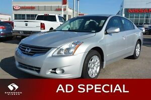 2012 Nissan Altima 2.5S AUTO Special - Was $13995 $104 bw