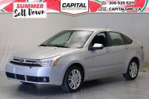 2010 Ford Focus SEL*4dr*Auto*