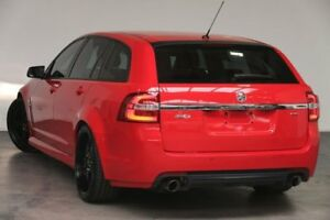 2016 Holden Commodore VF II MY16 SV6 Sportwagon Red Hot 6 Speed Sports Automatic Wagon