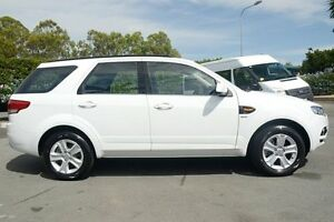 2014 Ford Territory SZ TX Seq Sport Shift AWD White 6 Speed Sports Automatic Wagon Acacia Ridge Brisbane South West Preview