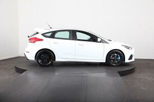 2016 Ford Focus LZ RS White 6 Speed Manual Hatchback McGraths Hill Hawkesbury Area Preview