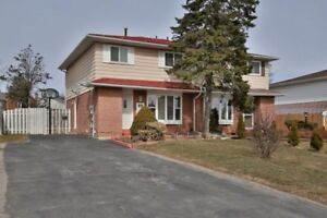 Semi-Detached Home in Brampton