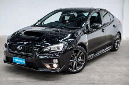 2015 Subaru WRX V1 MY16 Premium AWD Black 6 Speed Manual Sedan