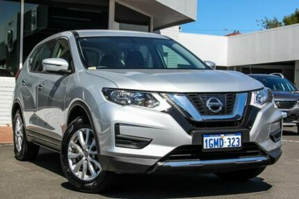 2018 Nissan X-Trail T32 Series II ST X-tronic 2WD 7 Speed Constant Variable Wagon Victoria Park Victoria Park Area Preview
