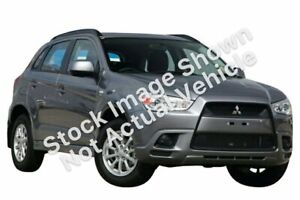 2012 Mitsubishi ASX XA MY12 2WD Grey 6 Speed Constant Variable Wagon Osborne Park Stirling Area Preview
