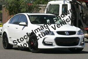 2016 Holden Commodore VF II MY16 SS V Redline White 6 Speed Sports Automatic Sedan Pennant Hills Hornsby Area Preview
