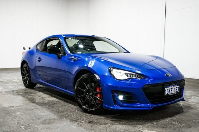 2017 Subaru Brz Z1 My17 Sports Pack Blue 6 Sd Manual Coupe