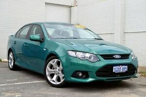 2012 Ford Falcon FG MkII XR6 Green 6 Speed Sports Automatic Sedan Midland Swan Area Preview