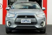 2016 Mitsubishi ASX XB MY15.5 LS 2WD Grey 6 Speed Constant Variable Wagon Upper Ferntree Gully Knox Area Preview