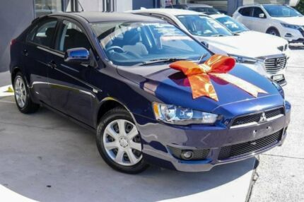 2013 Mitsubishi Lancer CJ MY13 ES Sportback 6 Speed Constant Variable Hatchback Pennant Hills Hornsby Area Preview
