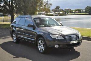 2007 Subaru Outback MY07 2.5i AWD Grey 5 Speed Manual Wagon
