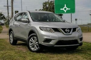 2015 Nissan X-Trail T32 ST X-tronic 2WD Silver 7 Speed Constant Variable Wagon Springwood Logan Area Preview