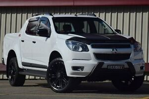 2015 Holden Colorado RG MY16 Z71 (4x4) White 6 Speed Automatic Crewcab Homebush Strathfield Area Preview