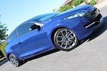 2013 Renault Megane  Blue Manual Coupe Hillcrest Port Adelaide Area Preview