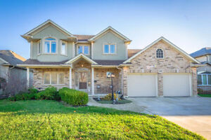 Executive Water Front Home in Welland for rent