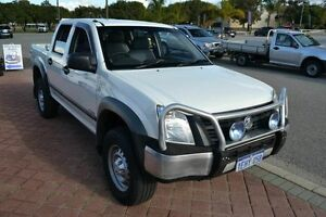 2007 Holden Rodeo RA LX White 4 Speed Automatic Dual Cab East Rockingham Rockingham Area Preview