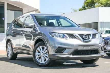 2016 Nissan X-Trail T32 ST X-tronic 4WD Grey 7 Speed Constant Variable Wagon
