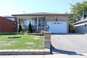 2BR+2W DETACHED HOUSE(UPPER LEVEL ) FOR RENT IN OSHAWA