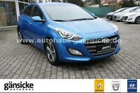 "Hyundai i30 blue 1.6 GDI Passion, 16"" Alu, Bluetooth"