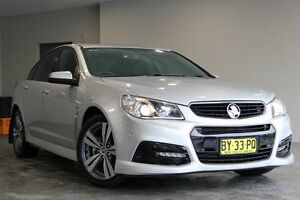 2013 Holden Commodore VF MY14 SV6 Nitrate 6 Speed Sports Automatic Sedan West Gosford Gosford Area Preview