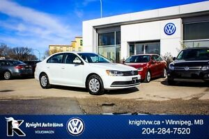 2016 Volkswagen Jetta Sedan Trendline+ 1.4 Turbo w/ Connectivity