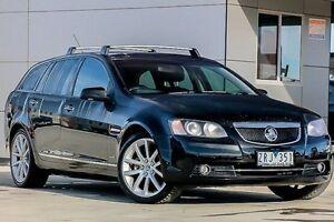 2013 Holden Calais VE II MY12.5 V Sportwagon Black 6 Speed Sports Automatic Wagon Pakenham Cardinia Area Preview