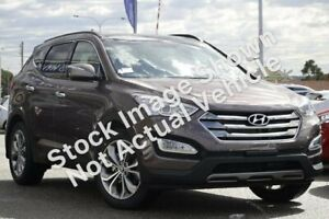 2013 Hyundai Santa Fe DM MY14 Highlander Arabian Mocha 6 Speed Sports Automatic Wagon Nailsworth Prospect Area Preview
