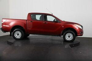 2014 Mazda BT-50 MY13 XT (4x2) Maroon 6 Speed Automatic Dual Cab Utility McGraths Hill Hawkesbury Area Preview