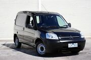 2008 Citroen Berlingo II - M59 Black 5 Speed Manual Van Seaford Frankston Area Preview