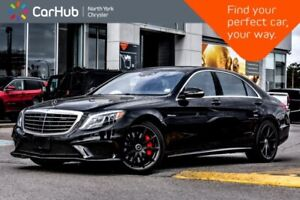 2016 Mercedes Benz S-Class AMG S 63 |AMGStyle,Light,Chauffeur,Ex