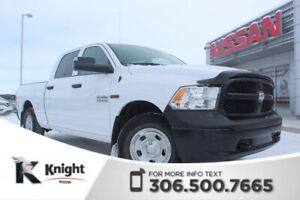 2016 Ram 1500 Tradesman - Eco-Diesel - Accident Free - LOW KMs