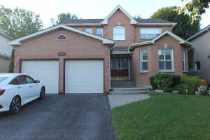 Beautiful 3-Bedroom Detached Home for Rent in North Oshawa