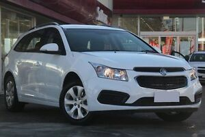 2016 Holden Cruze JH Series II MY16 CD Sportwagon White 6 Speed Sports Automatic Wagon Waitara Hornsby Area Preview