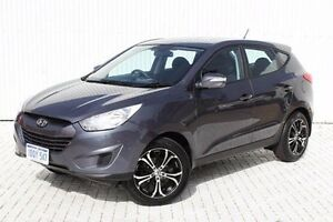 2011 Hyundai ix35 LM MY11 Active (FWD) Grey 6 Speed Sports Automatic Wagon Embleton Bayswater Area Preview