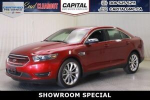 2017 Ford Taurus Limited AWD*4DR*