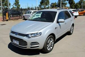 2013 Ford Territory SZ Titanium (RWD) Silver 6 Speed Automatic Wagon Werribee Wyndham Area Preview