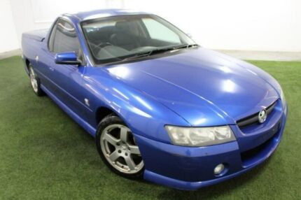 2005 Holden Ute VZ S Blue 6 Speed Manual Utility Moonah Glenorchy Area Preview