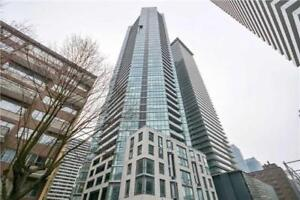 Downtown – 2 Beds Chaz Yorkville Condo (Yonge & Bloor)