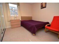 Bright 2 bedroom ground floor flat in modern built in St Leonards available September