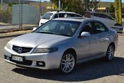 2005 Honda Accord Euro CL Luxury Silver 5 Speed Automatic Sedan Pearsall Wanneroo Area Preview
