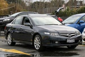 2008 Honda Accord Euro CL MY2007 Luxury Grey 5 Speed Automatic Sedan Ringwood East Maroondah Area Preview