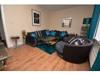 Contemporary, 3 bedroom, (no HMO) double upper with converted Attic in Colinton Mains available