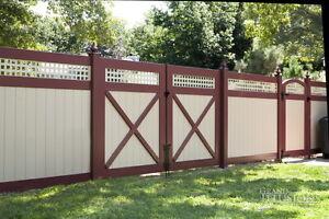 Canada's Most Popular Accent Privacy Fence Regina Regina Area image 6