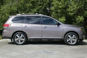 2013 Nissan Pathfinder R52 MY14 Ti X-tronic 2WD Brown 1 Speed Constant Variable Wagon Ferntree Gully Knox Area Preview