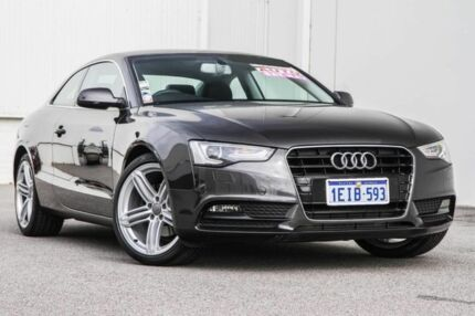 2013 Audi A5 8T MY14 Sport Edition multitronic Grey 8 Speed Constant Variable Coupe East Rockingham Rockingham Area Preview